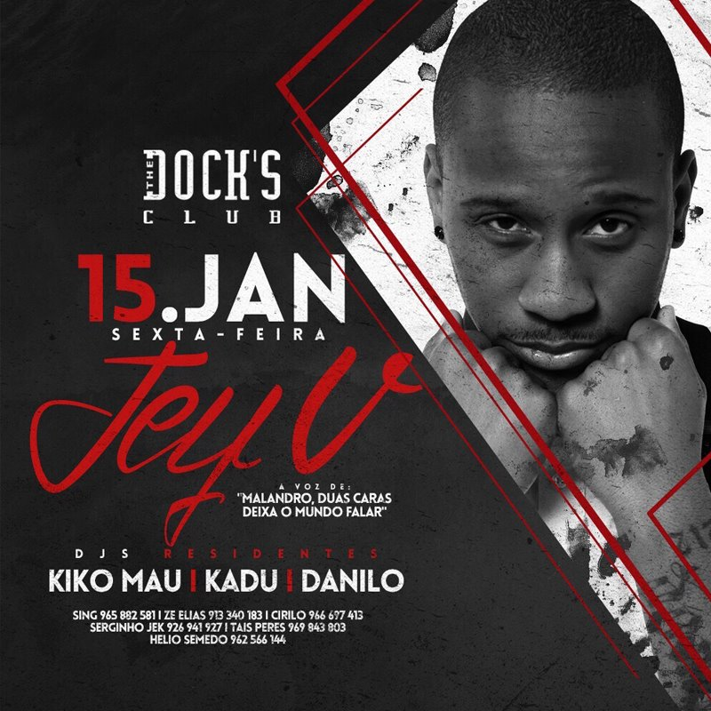 Docks Club - 15 jan