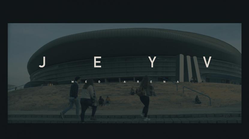 JEY V Meo Arena